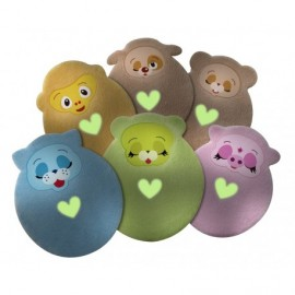 Cuddly Bandages - Glow-in-the-Dark