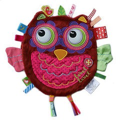 Label Label Girl Owl