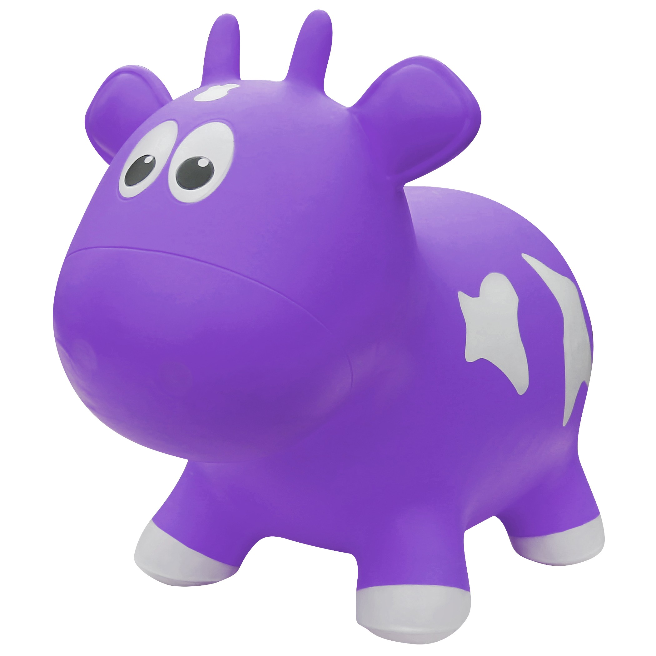 Cow - Purple